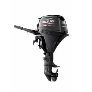 Мотор лодочный Suzuki DF15AS/AL Image