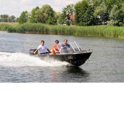 Лодка QUINTREX 420 с мотором SUZUKI DF20ATS (июнь 2021г.) Image