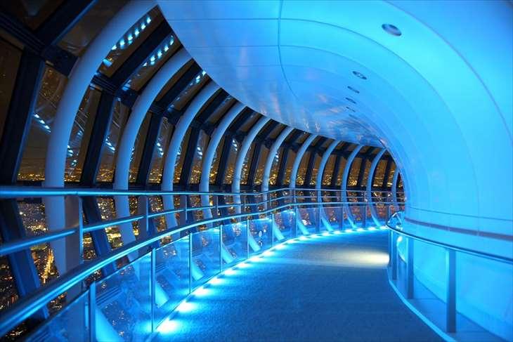 東京スカイツリー展望回廊