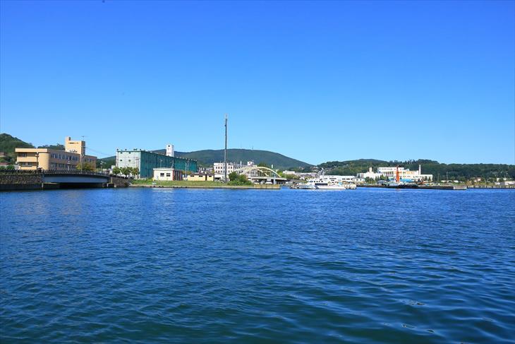 小樽海上観光船 あおばと