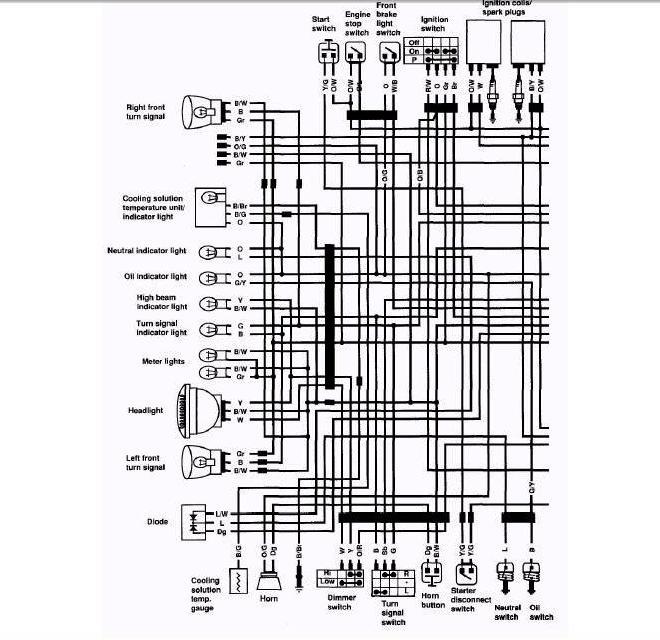 suzuki gs300 wiring diagram  description wiring diagrams