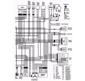 gs300L wiring diagram  Suzuki Forum  Suzuki Enthusiast