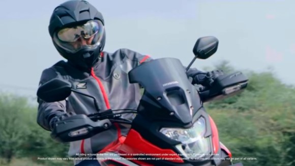 Honda Releases Teaser of Hornet 2.0 Based Adventure Motorcycle: Will Compete With Hero XPulse