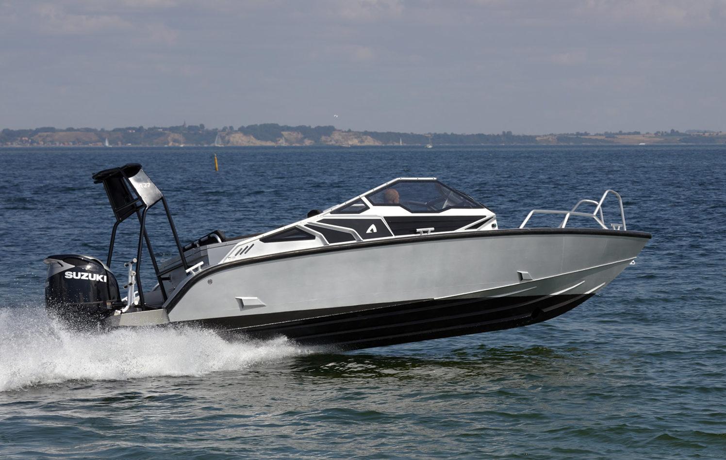 Suzuki på flydende bådudstilling – afprøv DF350 og DF325!