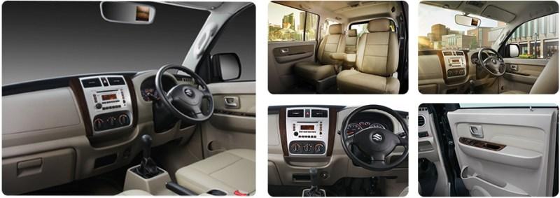 Interior APV Luxury