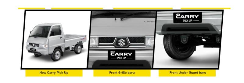 eksterior Suzuki Carry Pick Up 1.5