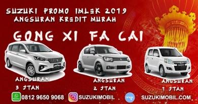 promo suzuki imlek 2019