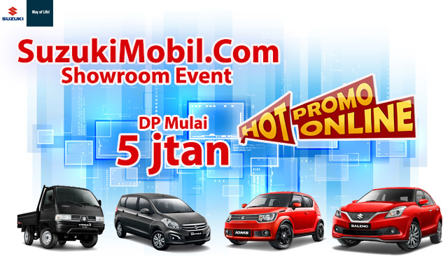 showroom event suzuki