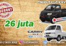 Promo Pick Up Suzuki Carry & APV Mega Carry