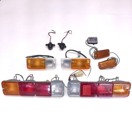 Brake-Lights-Tail-Turn-Side-Marker-Tag-Lights-Suzuki-Samurai-86-95-302608609581