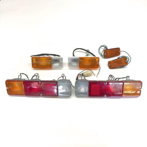 Brake-Lights-Tail-Turn-Side-Marker-Lights-Suzuki-Samurai-86-95-302622224164