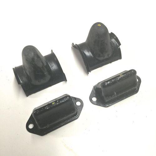Qty-4-Bumpers-Front-Rear-Leaf-Springs-OEM-Suzuki-Samurai-86-95-ATLGA-292438256076