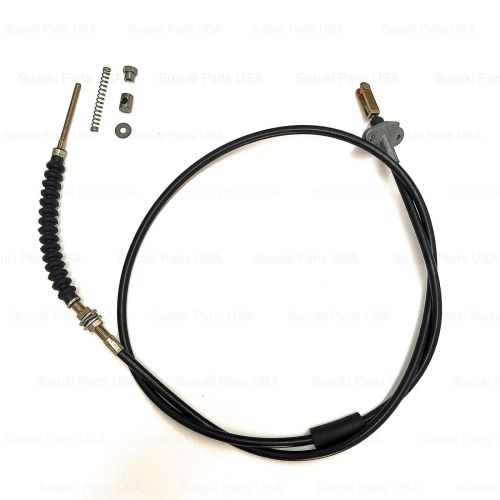 Transmission-Clutch-Cable-LHD-OEM-SJ413-Suzuki-Samurai-86-95-ATLGA-302638713546