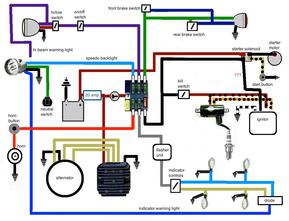 Astounding Savage 650 Wiring Diagram Wiring Diagram Wiring 101 Kwecapipaaccommodationcom