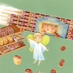 童話集「ヒロシマに来た妖精」parade books
