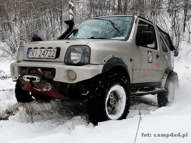 Suzuki Jimny by Ryba na Camp4x4