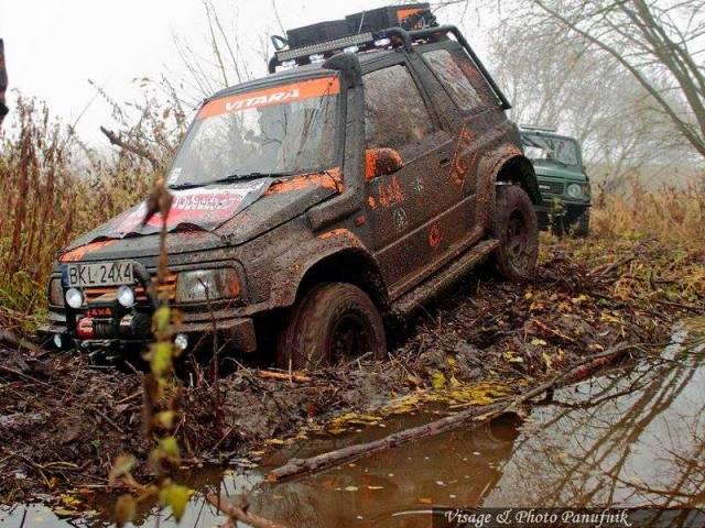 Suzuki Vitara Off-Road – auto do błota wg chlapi78