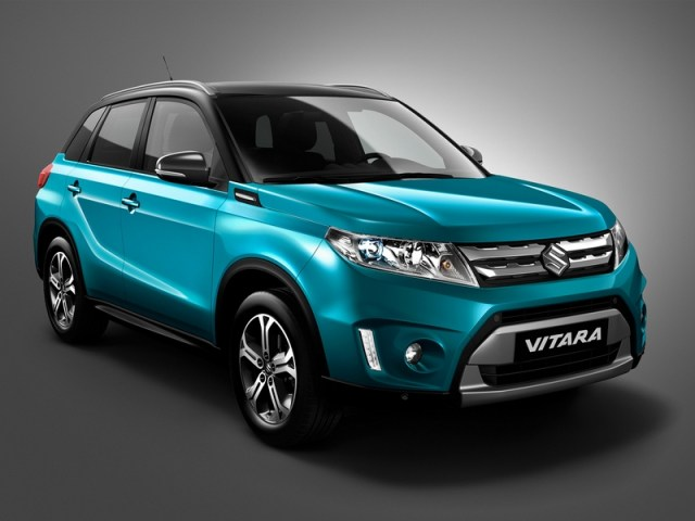 Suzuki Vitara 2015 – stara nazwa, nowy model