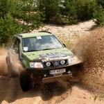 Suzuki Grand Vitara II Cross-Country Rally EBC Brakes