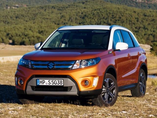 Nowa Suzuki Vitara otrzymuje 5 gwiazdek od Euro NCAP