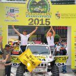 Suzuki na Rainforest Challenge 2015