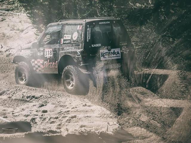 3 Runda Super Rally z Sukces Rally Team