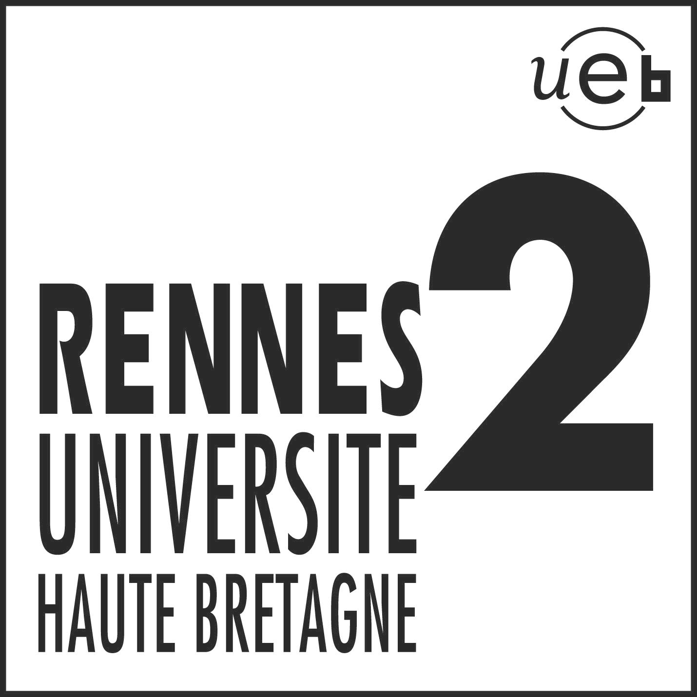 logo rennes 2 ueb