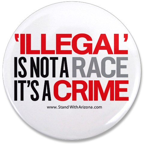 Illegal-Is-Not-A-Race-It-Is-A-Crime