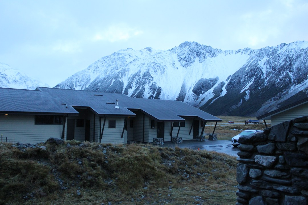 Aoraki Court Motel - Best views in Aoraki Mount Cook National Park