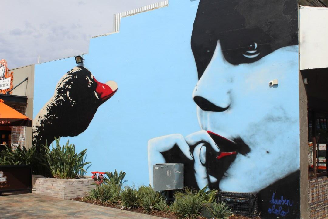 Best things to do in Perth - one day itinerary. Explore the street and find street art murals
