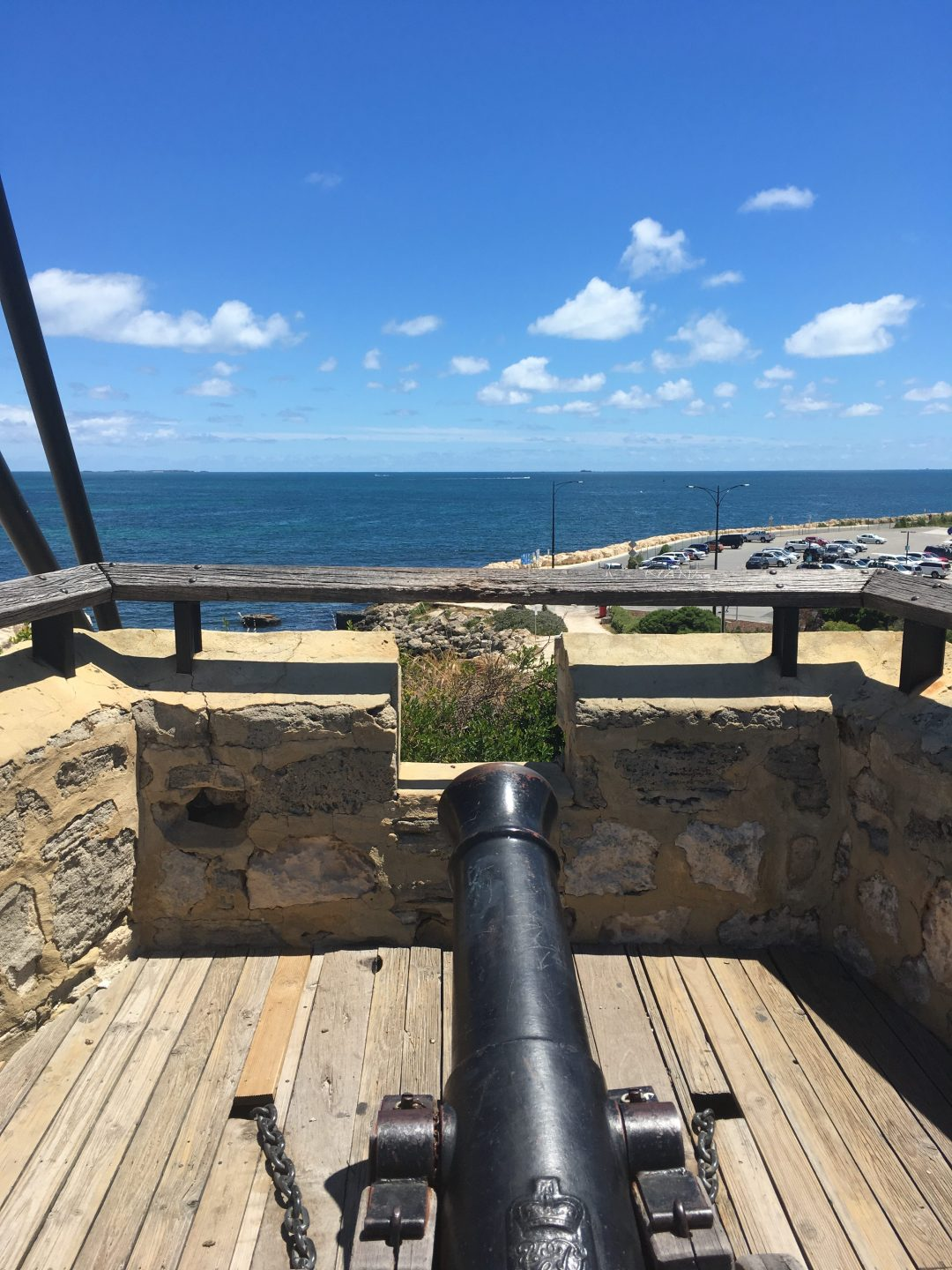 Best things to do in Fremantle - See the cannon fire at the Roundhouse