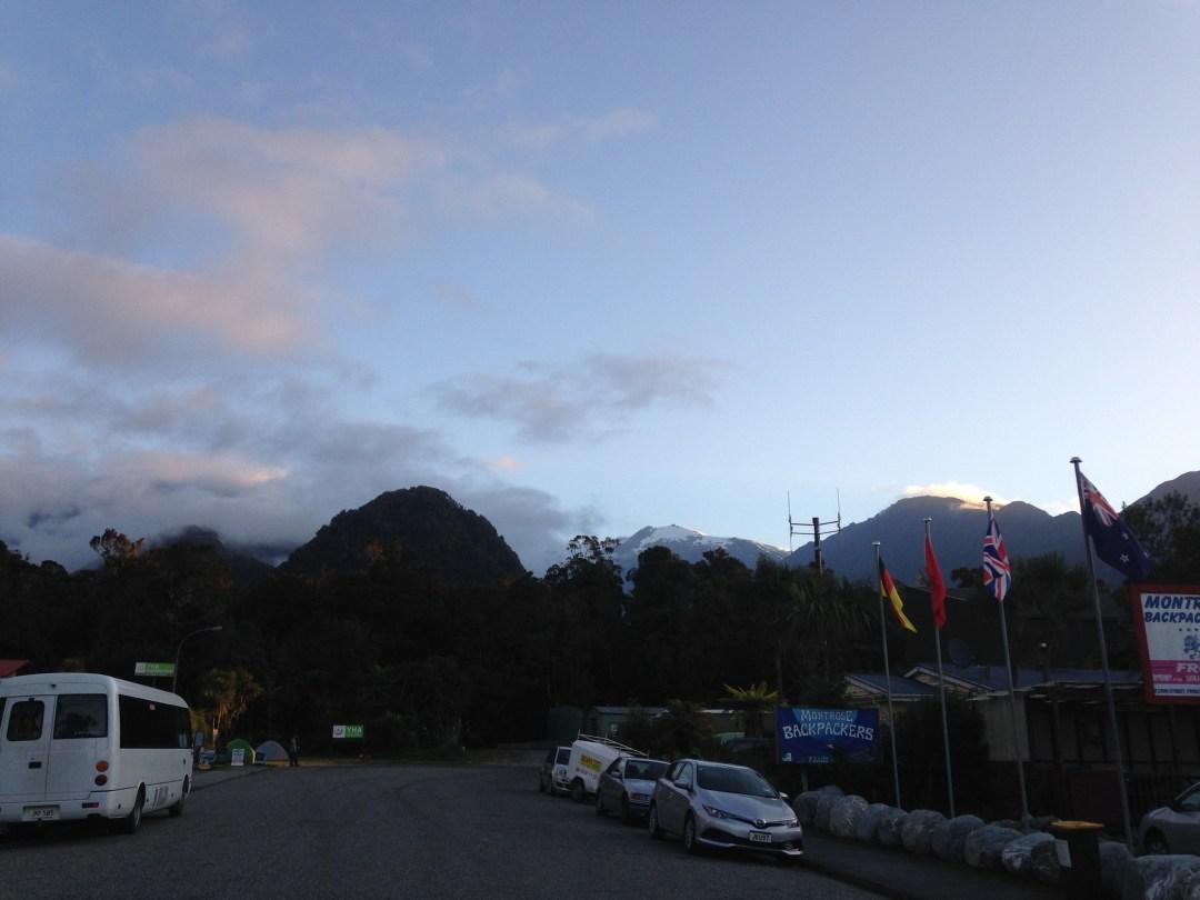 Best hostels in New Zealand - best hostels in Franz Josef