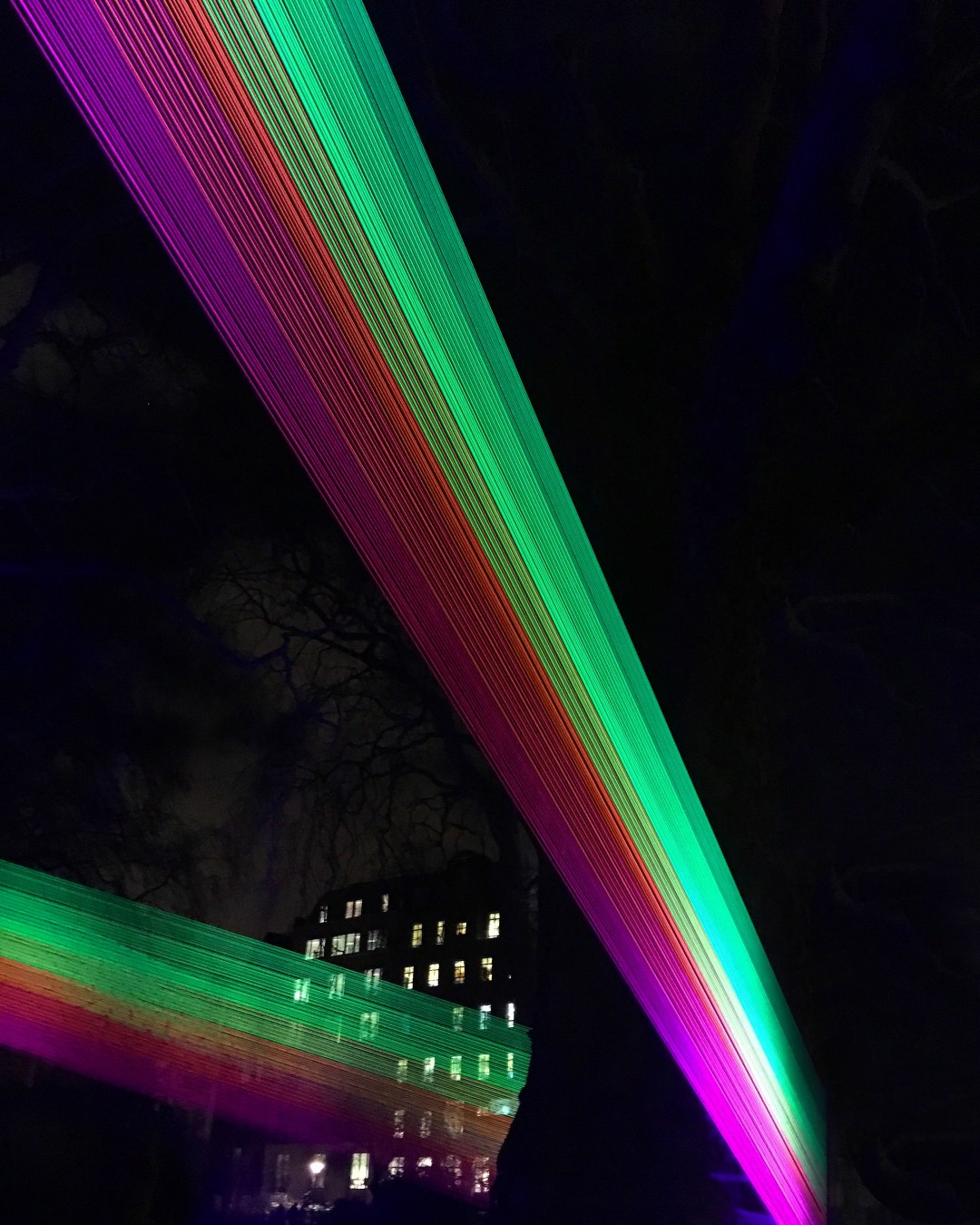 Lumiere London: Me at 24 - reflections on a year of being 24, thinking about all that was achieved, done, and changed in the past year.