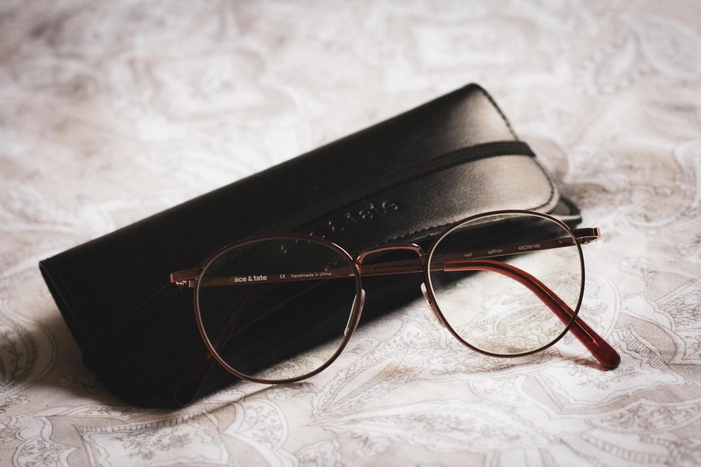 Ace & Tate glasses