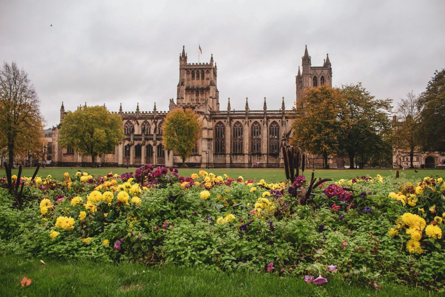 Visit Bristol In One Day Trip - Explore Bristol's harbourside, famous landmarks, and beautiful countryside for an immersive taste of history, world exploration, and engineering! College Green and Bristol Cathedral make the perfect stopping idea.