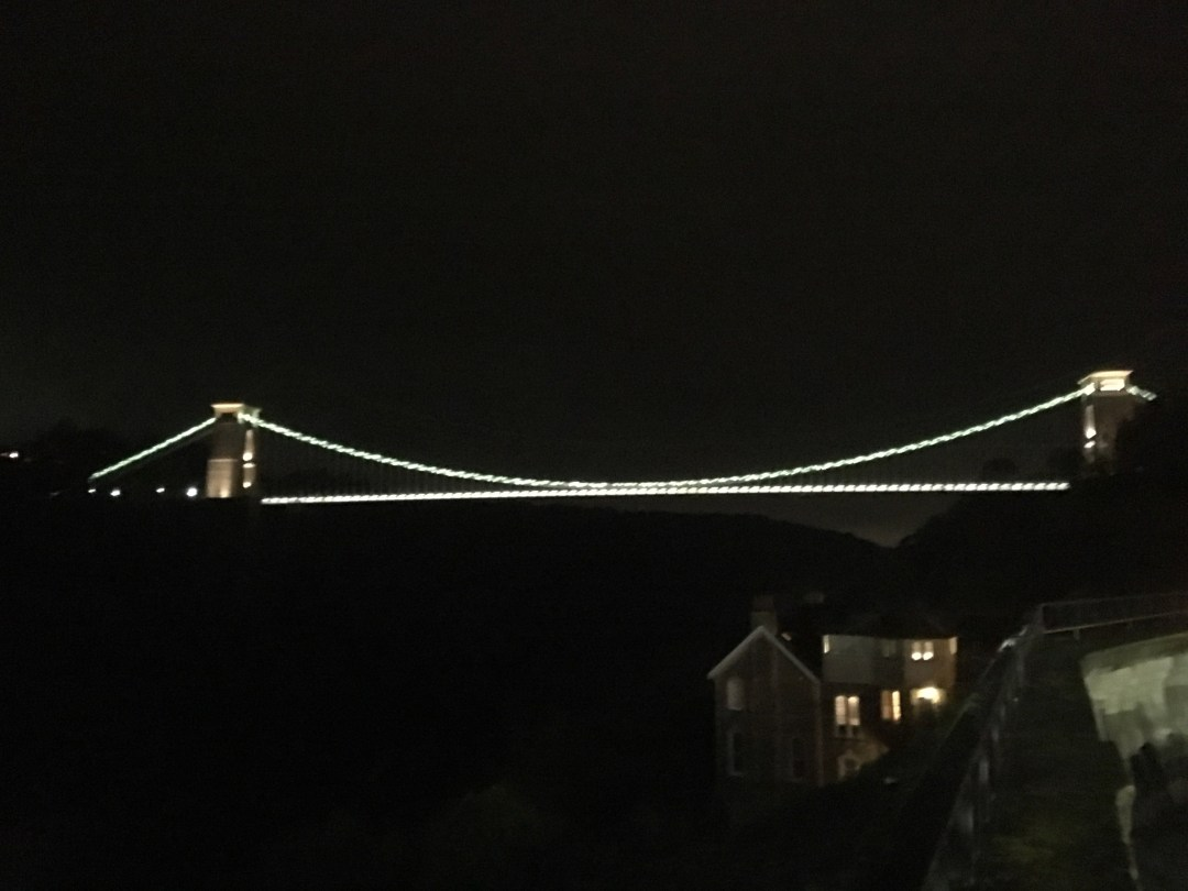 Visit Bristol In One Day Trip - Explore Bristol's harbourside, famous landmarks, and beautiful countryside for an immersive taste of history, world exploration, and engineering! Visit Clifton Suspension Bridge by night for equally beautiful views.