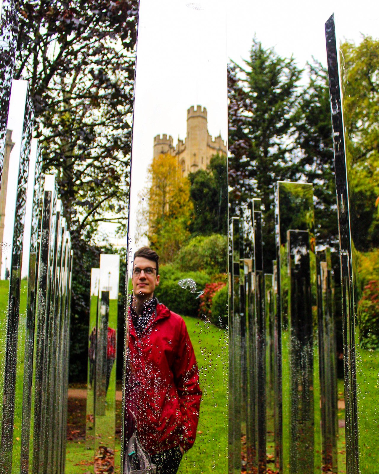 Visit Bristol In One Day Trip - Explore Bristol's harbourside, famous landmarks, and beautiful countryside for an immersive taste of history, world exploration, and engineering! Visit Royal Fort Gardens to find the mirror maze.