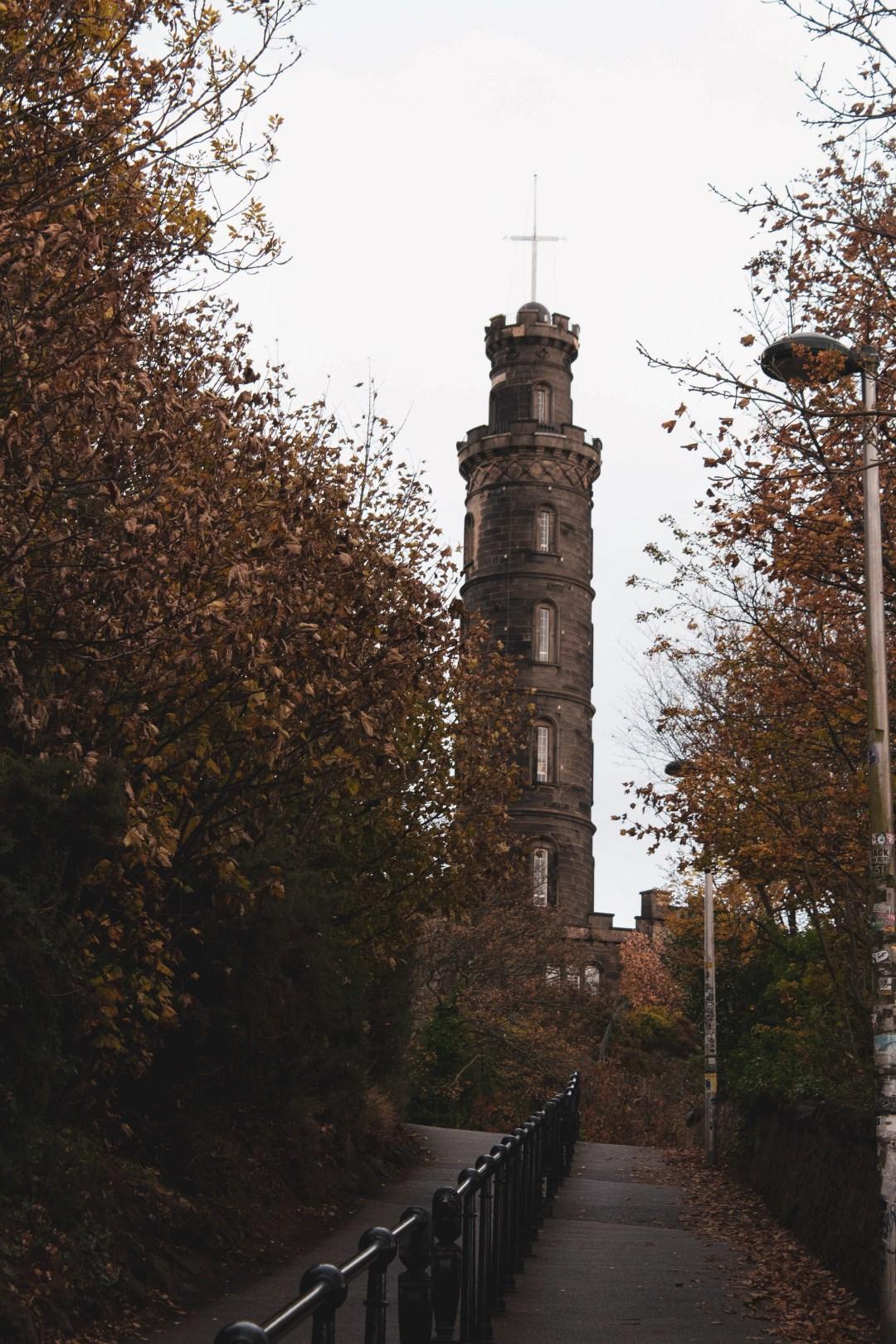 Nelson Monument Calton Hill