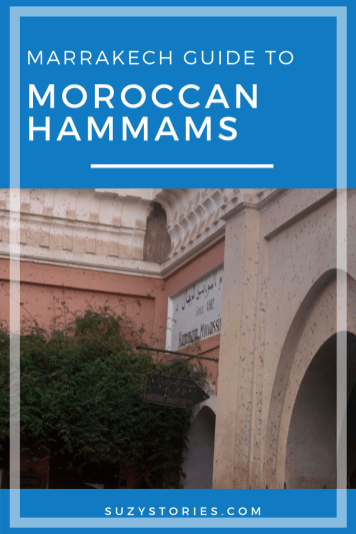 What is visiting a hammam REALLY like? Is getting naked in a room of strangers as scary as it sounds? Here's what to expect from a Moroccan hammam in Marrakech!