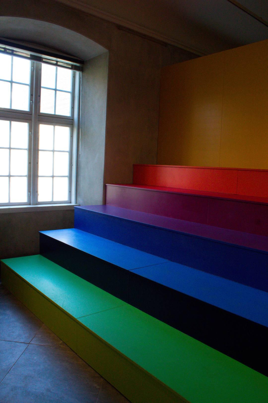 Bauhaus exhibition in Copenhagen Design Museum
