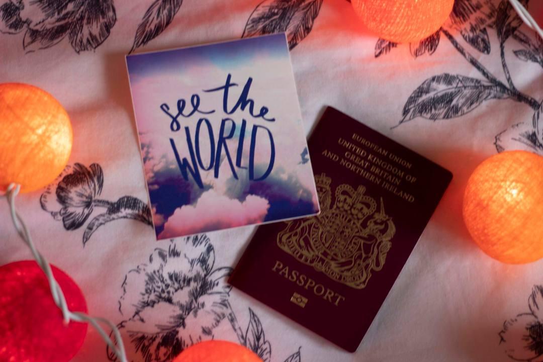 passport travel quote