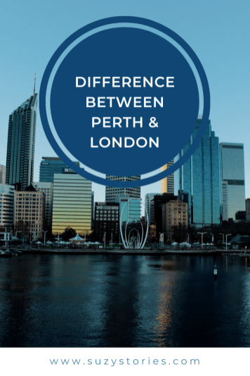 What are the differences between living in Perth and London? Is Australia all it's cracked up to be for a Brit abroad? Find out in this city comparison.