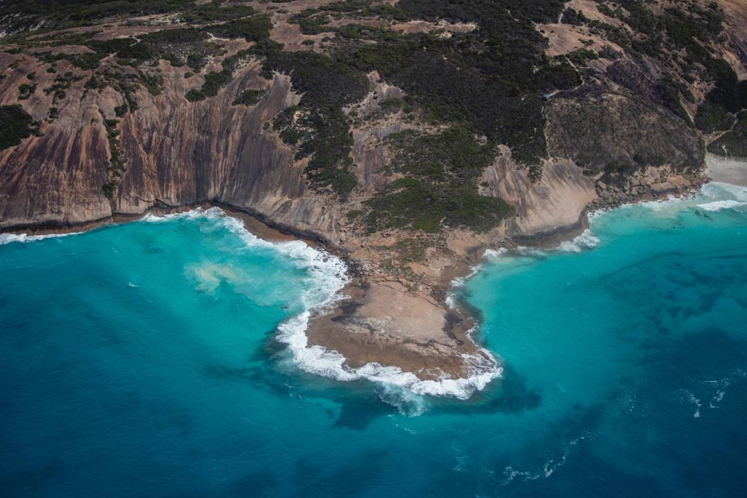 Coastline Esperance scenic flight