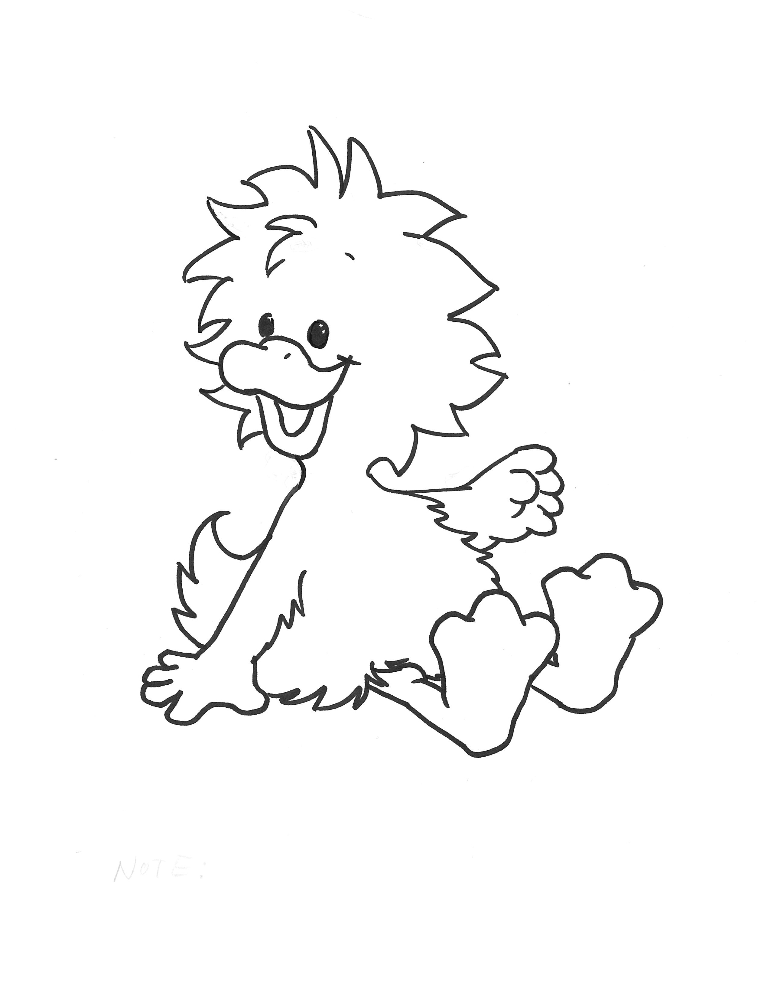 little suzy zoo coloring pages