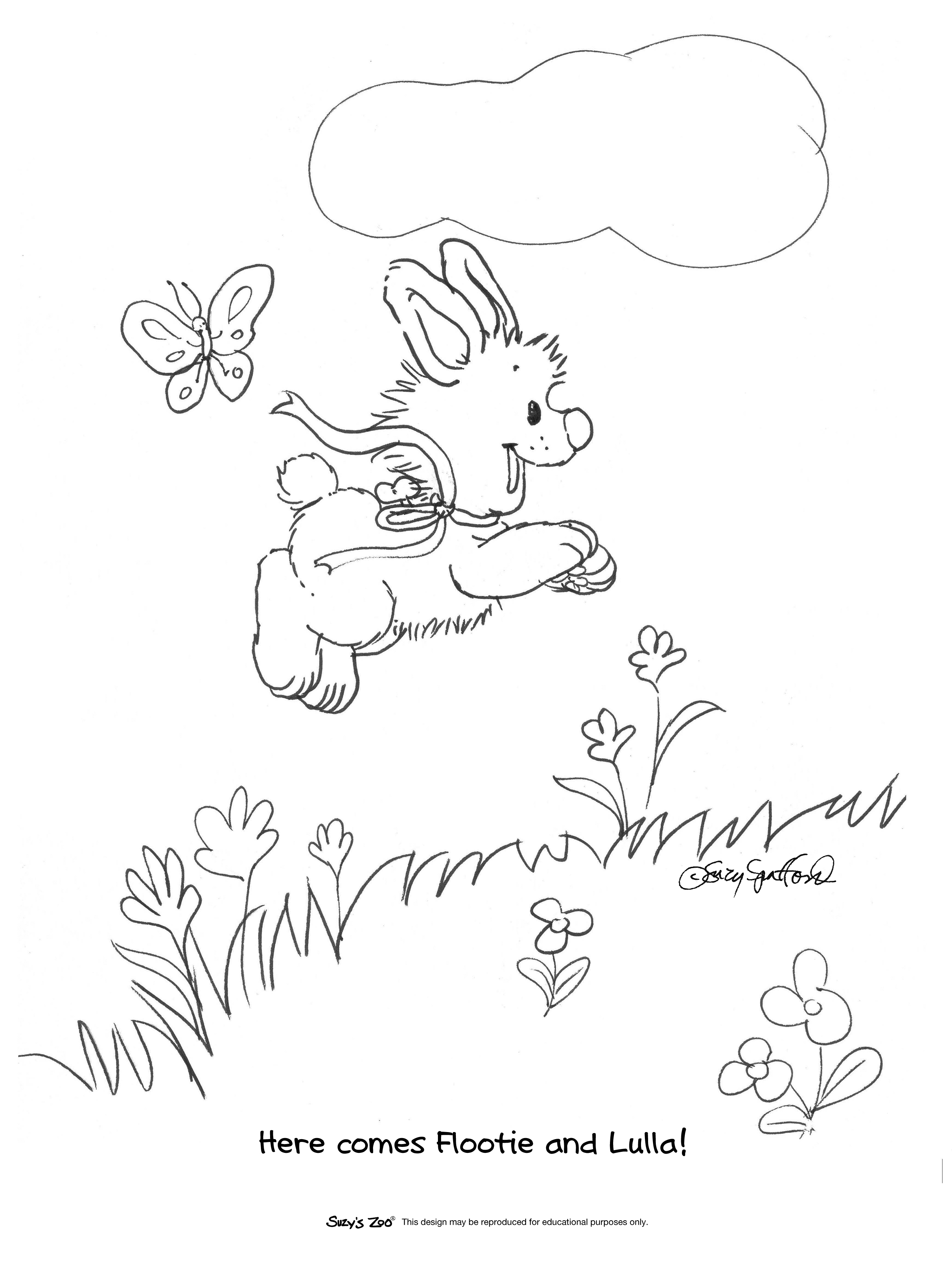 suzys zoo colouring pages page 3