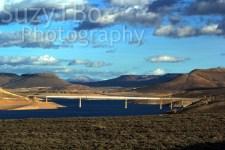 Mid Bridge on Blue Mesa Lake