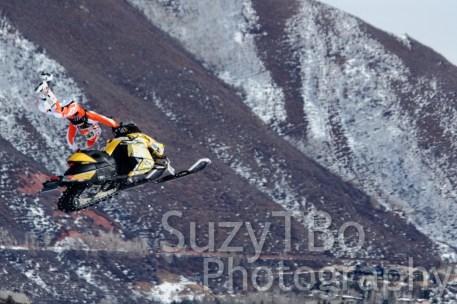 Joe McLafferty Superman Seat Grab Aspen X Games