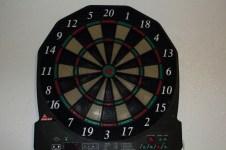Circles Dart Board