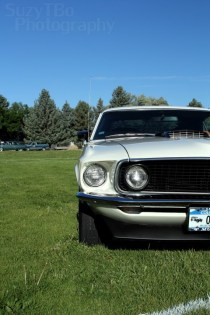 Ron & Helen Workman's '69 Mustang Fastback