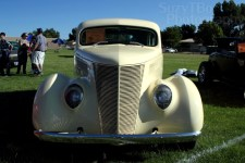 Gerald Blackwelder's '37 Ford Hatchback